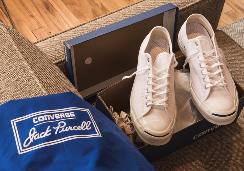 Converse Jack Purcell Classic Low Top 2