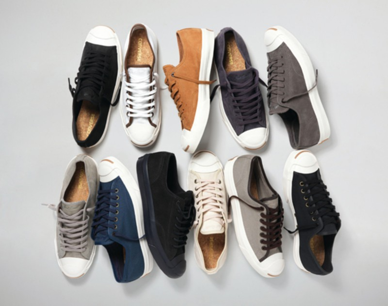 Converse Jack Purcell Classic Low Top 6