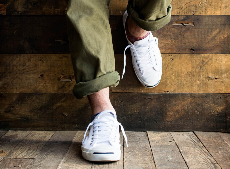 Converse Jack Purcell Classic Low Top 8