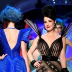 Dita Von Teese Brings Glamour to Jean Paul Gaultier Haute Couture 2019 Show - Featured Image
