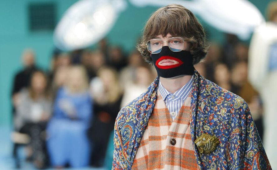 Gucci Pulls Out and Apologizes For $890 Blackface-Like Polo Neck Sweater - Featured Image