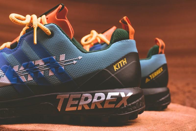 Kith x adidas EEA Agravic GTX 6