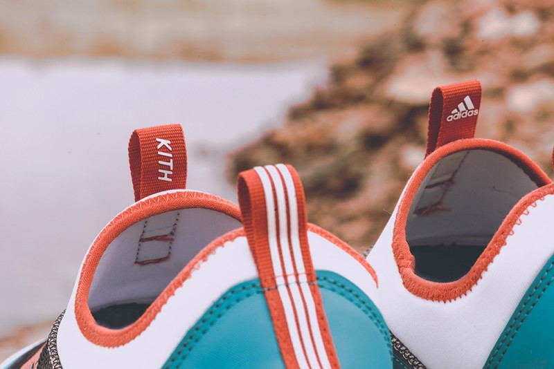 Kith x adidas EEA ClimaCool Jawpaw Slip-On 6