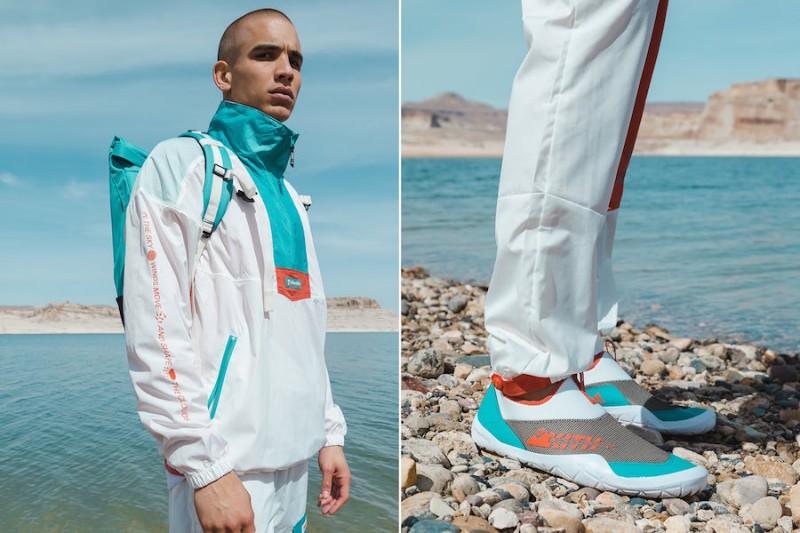 Kith x adidas EEA ClimaCool Jawpaw Slip-On 7