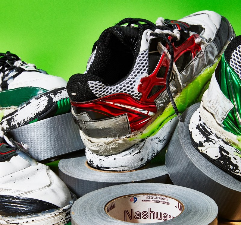 Maison Margiela Fusion Sneakers 6