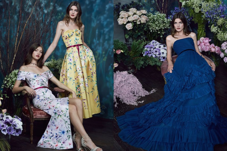 Marchesa Notte Pre-Fall 2019 Collection - New York - Featured Image