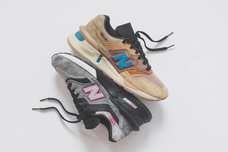 New Balance x Kith Collection 1