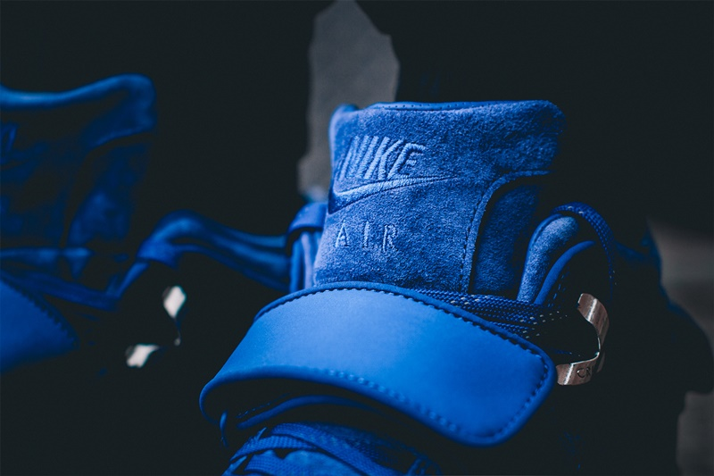 Nike AIR TR Victor Cruz PRM in Rush Blue 3