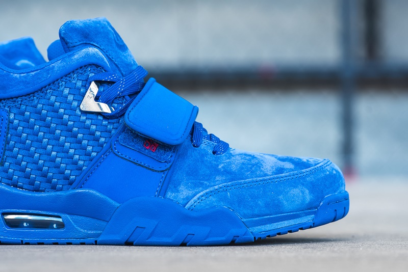Nike AIR TR Victor Cruz PRM in Rush Blue 6