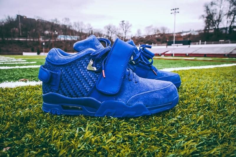 Nike AIR TR Victor Cruz PRM in Rush Blue 7
