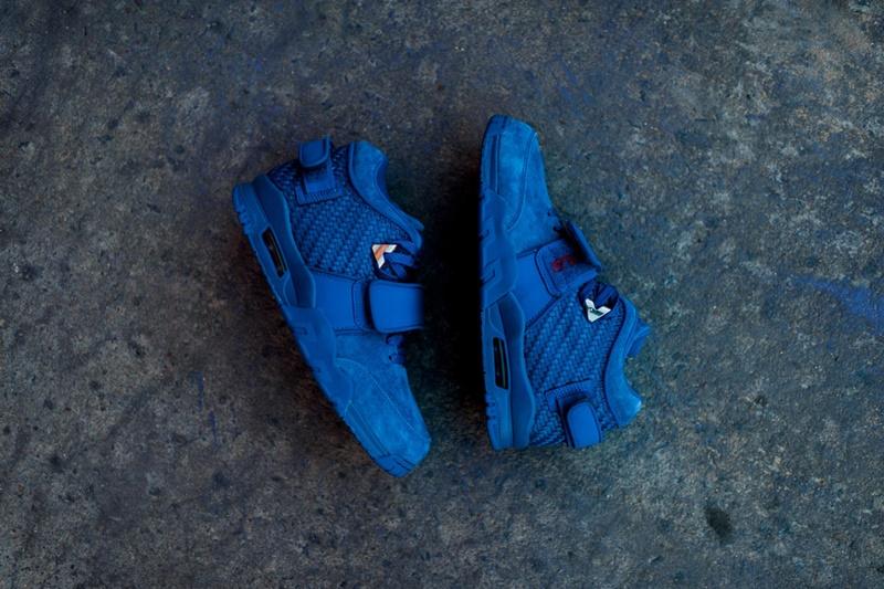 Nike AIR TR Victor Cruz PRM in Rush Blue 8