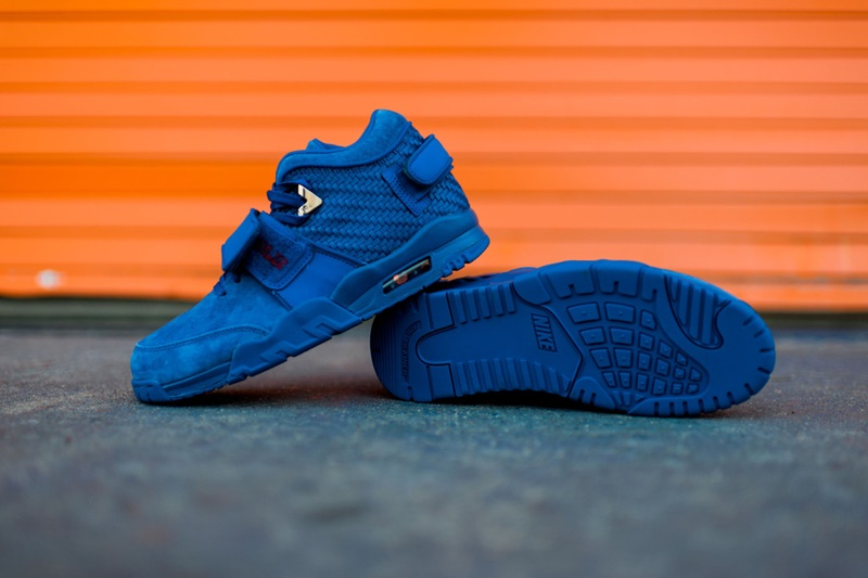 Nike AIR TR Victor Cruz PRM in Rush Blue 9