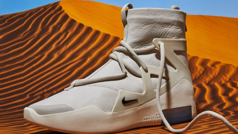 f310c8420b6bd Nike Air Fear of God 1 Review