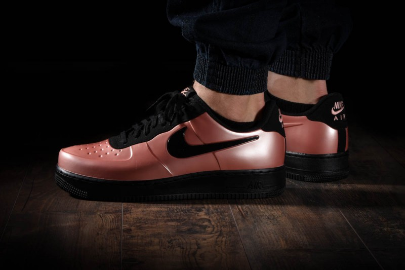 Nike Air Force 1 Foamposite Pro Coral 1