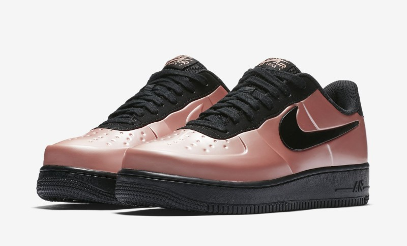 Nike Air Force 1 Foamposite Pro Coral 3