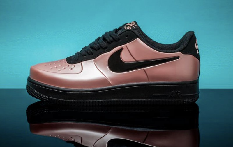 Nike Air Force 1 Foamposite Pro Coral 5