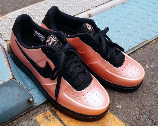 Nike Air Force 1 Foamposite Pro Coral 7