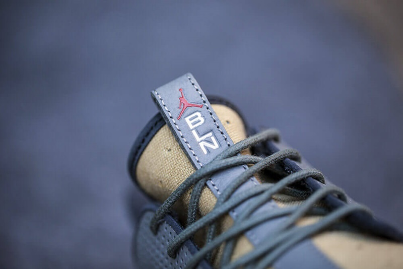 Nike Air Jordan Eclipse Leather Paris 6