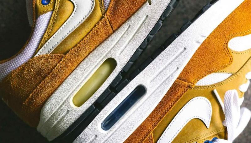 """Nike Air Max 1 Premium """"Dark Curry"""" 6"""