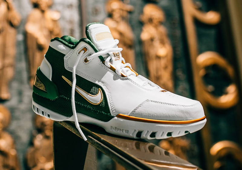 "b7fe024229d9 Nike Air Zoom Generation ""SVSM"" Review"