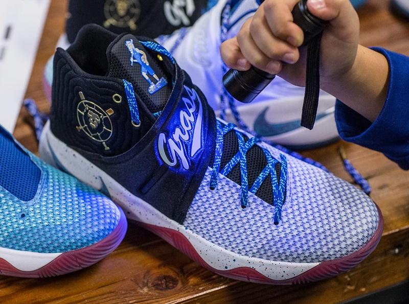Nike Kyrie 2 DB x Andy Grass 1