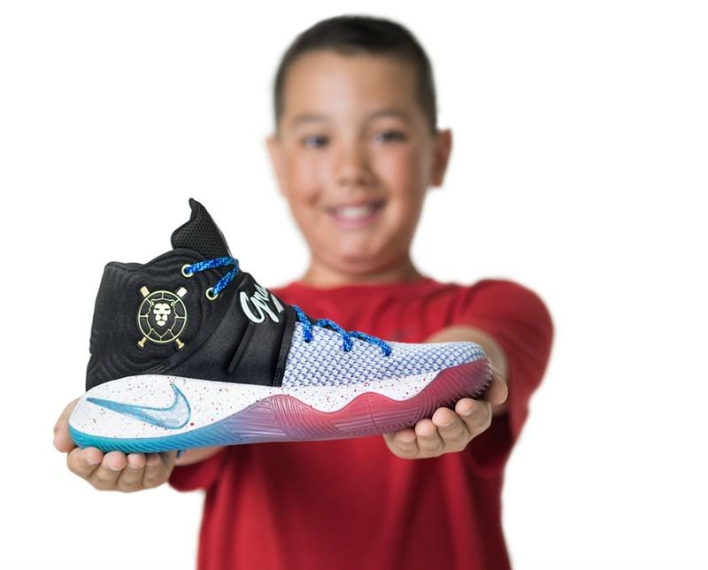 Nike Kyrie 2 DB x Andy Grass 2