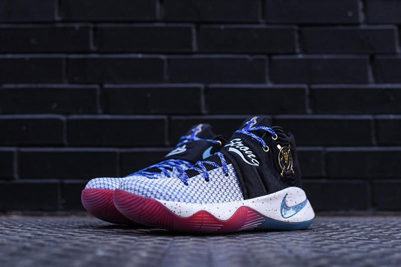 405a485aa16c Nike Kyrie 2 DB x Andy Grass Review