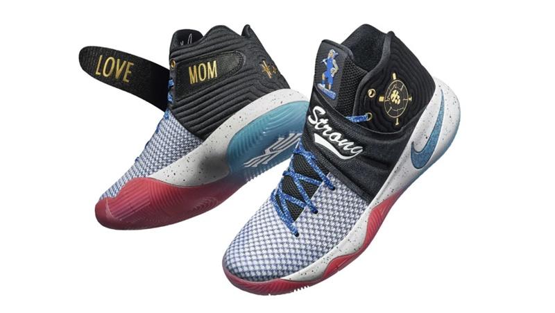Nike Kyrie 2 DB x Andy Grass