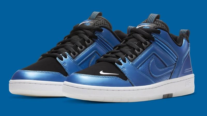 Nike SB Air Force 2 Low Foamposite 1
