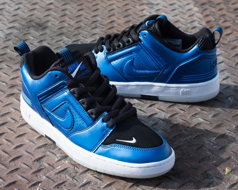 Nike SB Air Force 2 Low Foamposite 6
