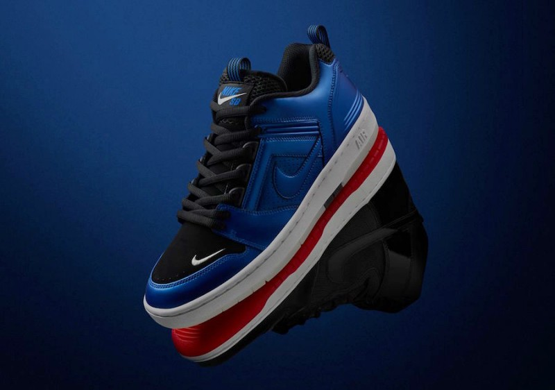 93559fbe84a5 Nike SB Air Force 2 Low Foamposite Review