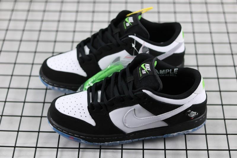 """Nike SB Dunk Low """"Panda Pigeon"""" 5"""