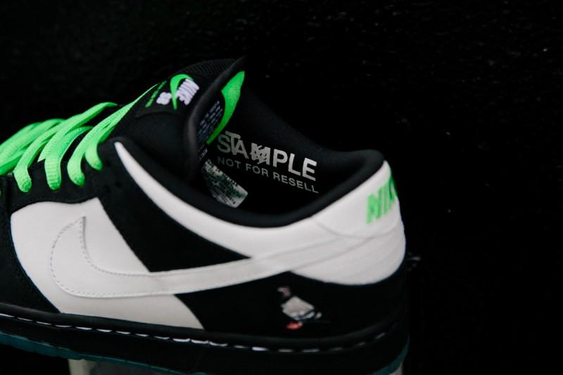 """Nike SB Dunk Low """"Panda Pigeon"""" 6"""
