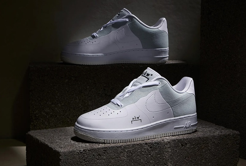 a45840e4dc8d Nike x A-Cold-Wall  Air Force 1 Low Review