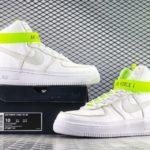 Nike x MAGIC STICK Air Force 1 VIP White 9