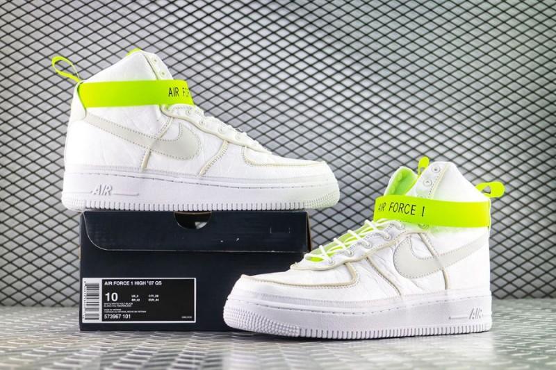on sale 0f1dc 17aab Nike x MAGIC STICK Air Force 1 VIP White 9