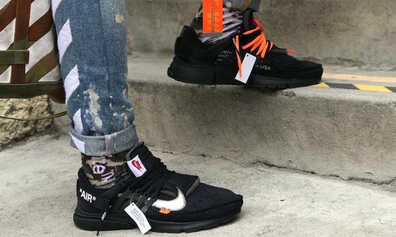 Nike x Off-White Presto Black 1
