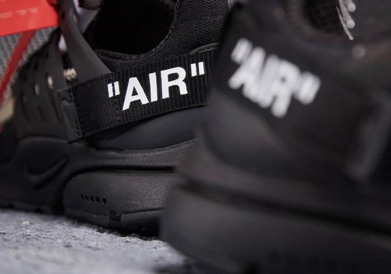 Nike x Off-White Presto Black 11