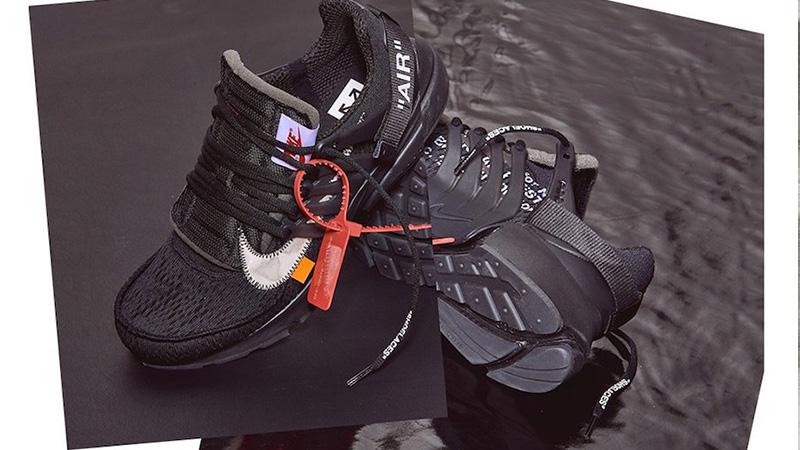 Nike x Off-White Presto Black 5