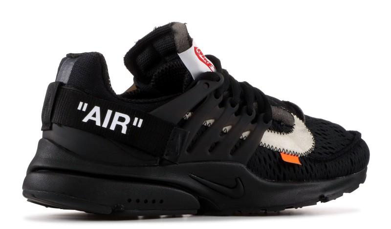 Nike x Off-White Presto Black 6