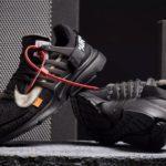 Nike x Off-White Presto Black 9
