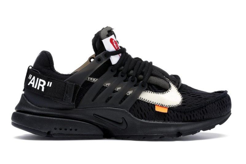 Nike x Off-White Presto Black