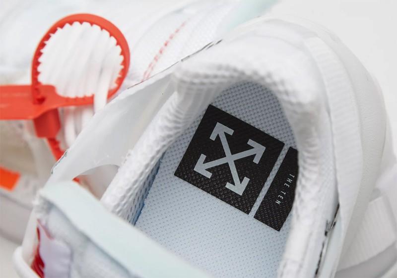 Nike x Off-White Presto White 1
