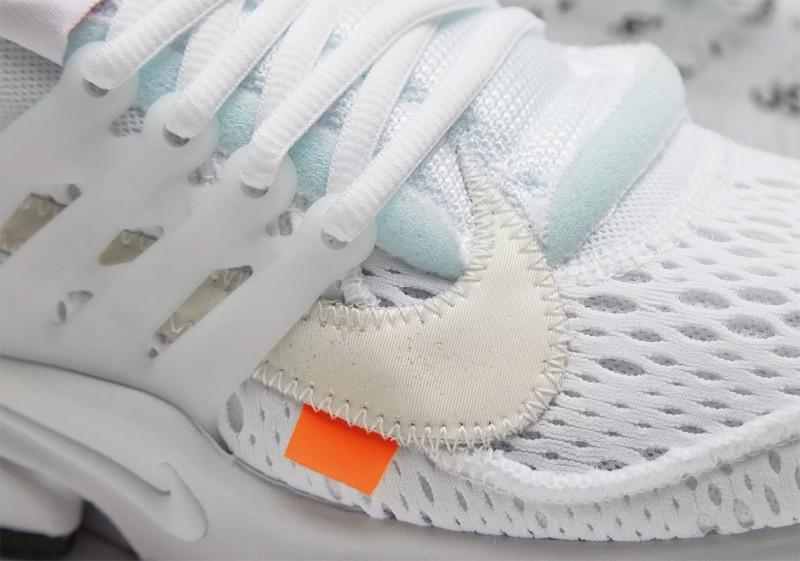 Nike x Off-White Presto White 2