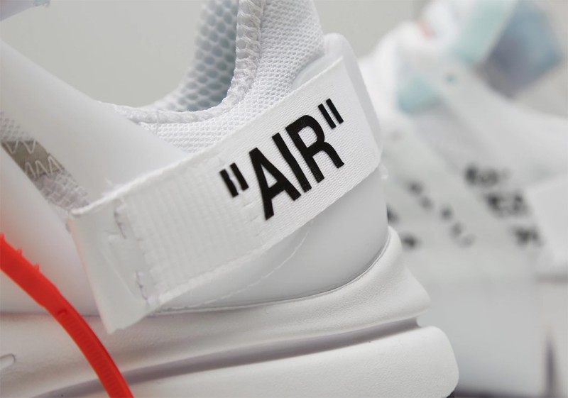 Nike x Off-White Presto White 3