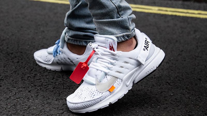 Nike x Off-White Presto White 4