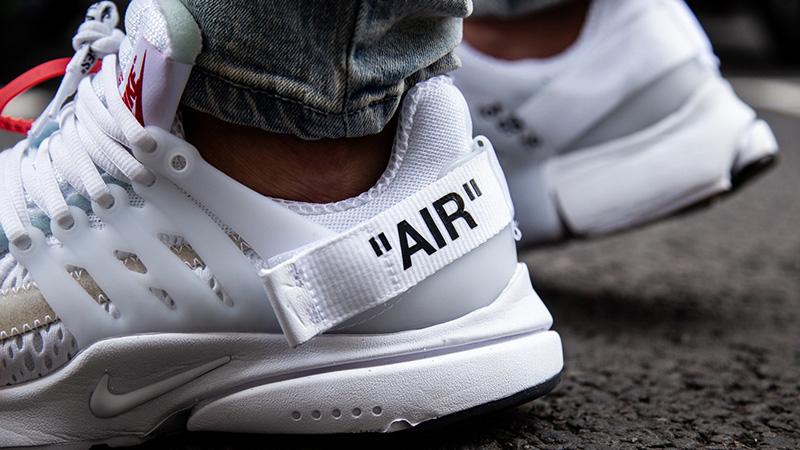 Nike x Off-White Presto White 5