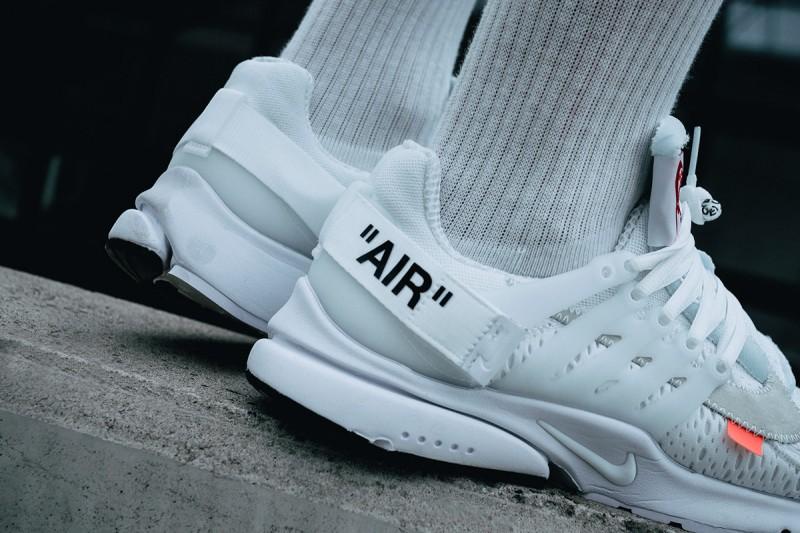Nike x Off-White Presto White 8