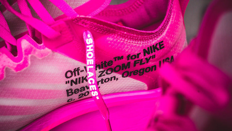 Nike x Off-White Zoom Fly SP 2