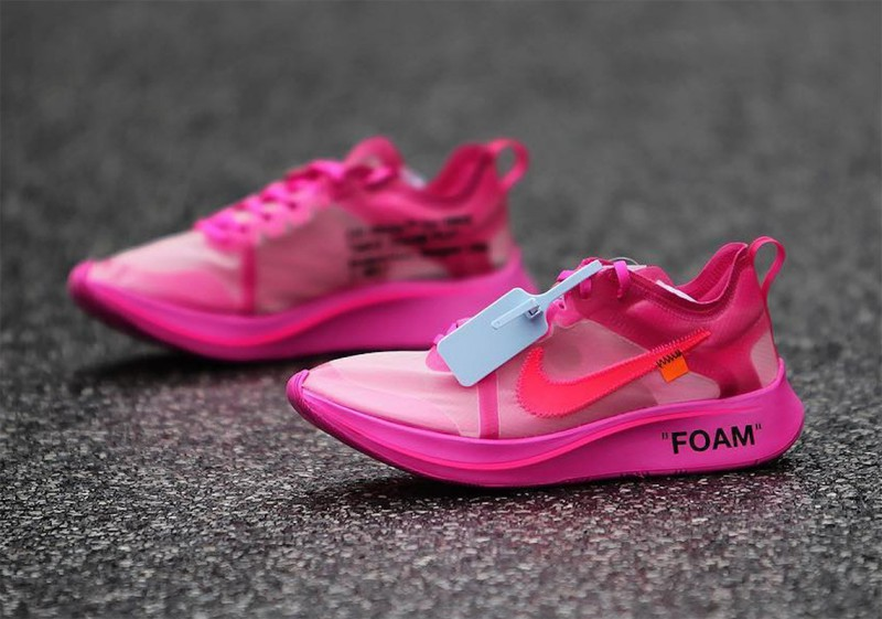 Nike x Off-White Zoom Fly SP 3